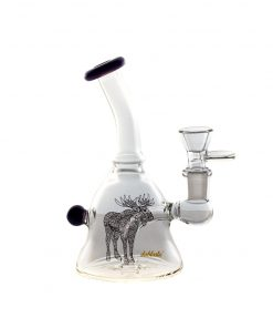 "Dabtastic-5"" Moose Rig-Concentrate Rig-Clear-655917"